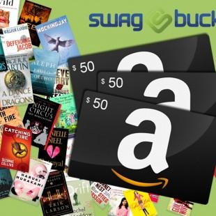 friday freebie: $50 amazon gift card from swagbucks {CLOSED}