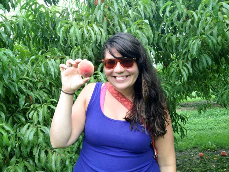 me peach