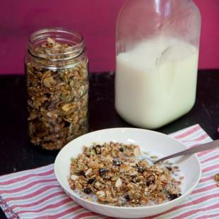 oat-free granola