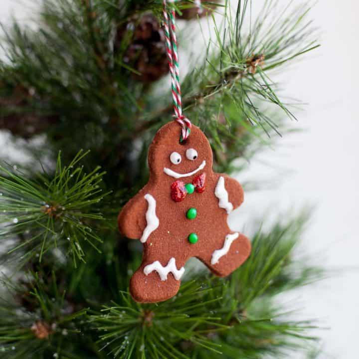Super Easy Homemade Cinnamon Ornaments Wholefully