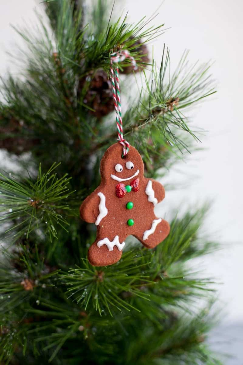 Super Easy Homemade Cinnamon Ornaments | Wholefully