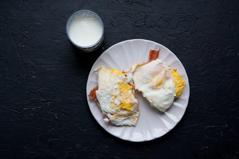 egg sandwiche