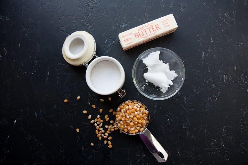 popcorn ingredients