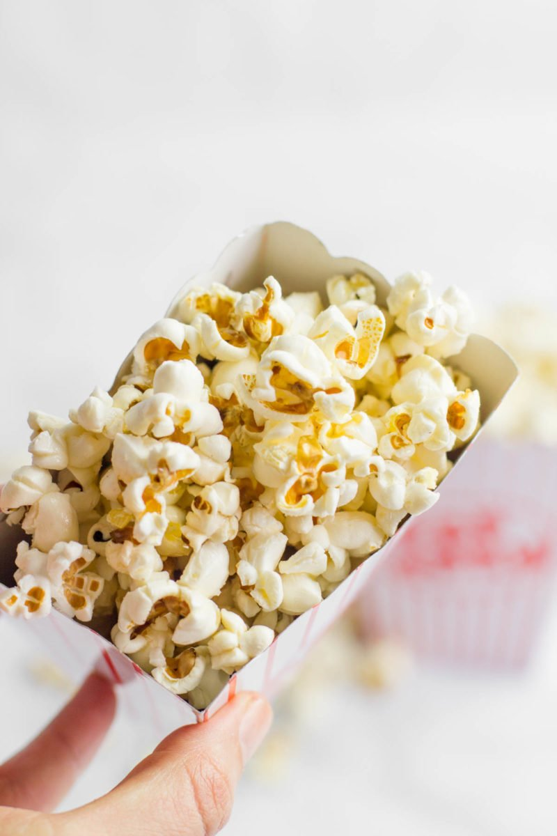How to Make Movie Theatre Popcorn at Home