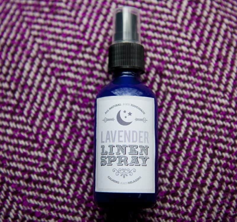 Diy Lavender Linen Spray Wholefully
