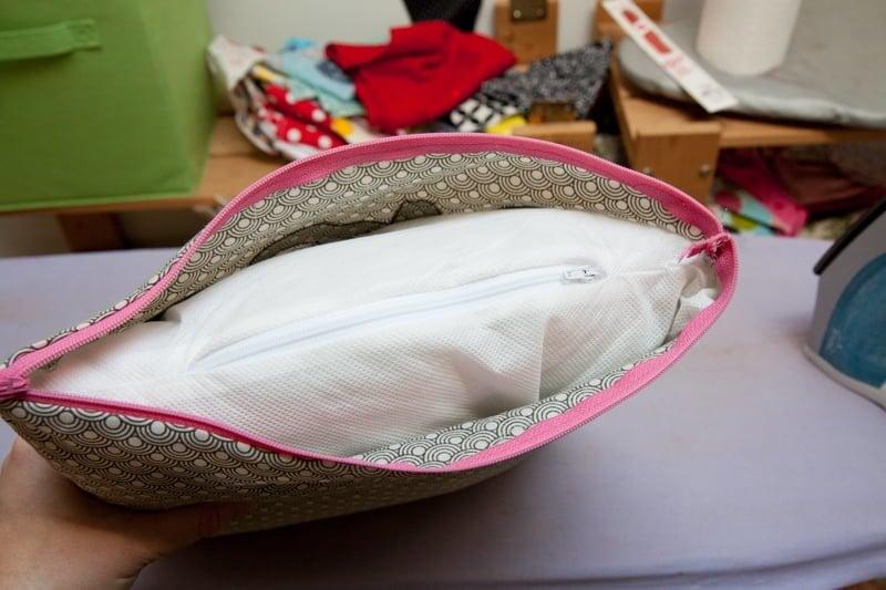 pillow form