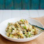 California Roll Amaranth Salad