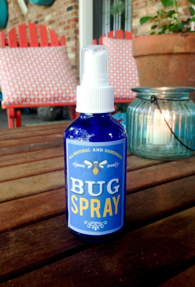 homemade natural bug spray recipes that work car interior design