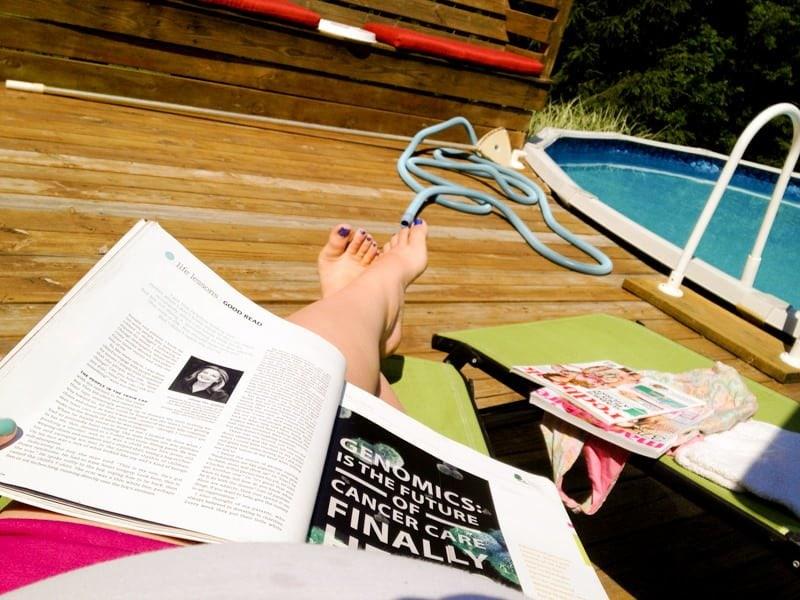 me pool magazine