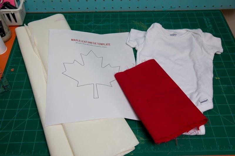 onesie materials