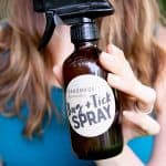 Homemade All-Natural Tick and Bug Spray (That Actually Works!)