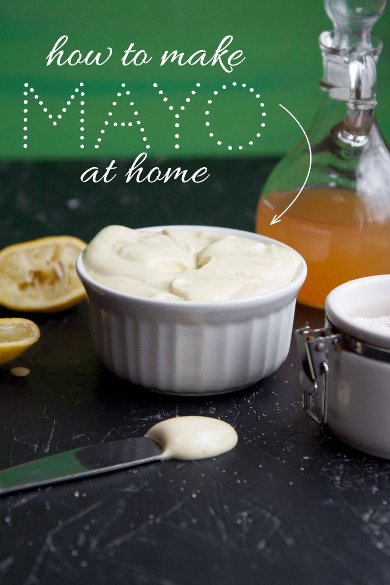 How to Make Mayo at Home