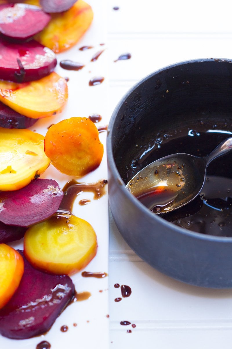 Roasted Beets With Balsamic Glaze Recipes — Dishmaps