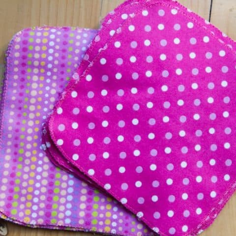 How to Make Cloth Baby Wipes