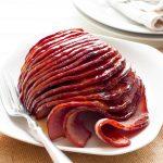 Slow Cooker Honey-Glazed Ham