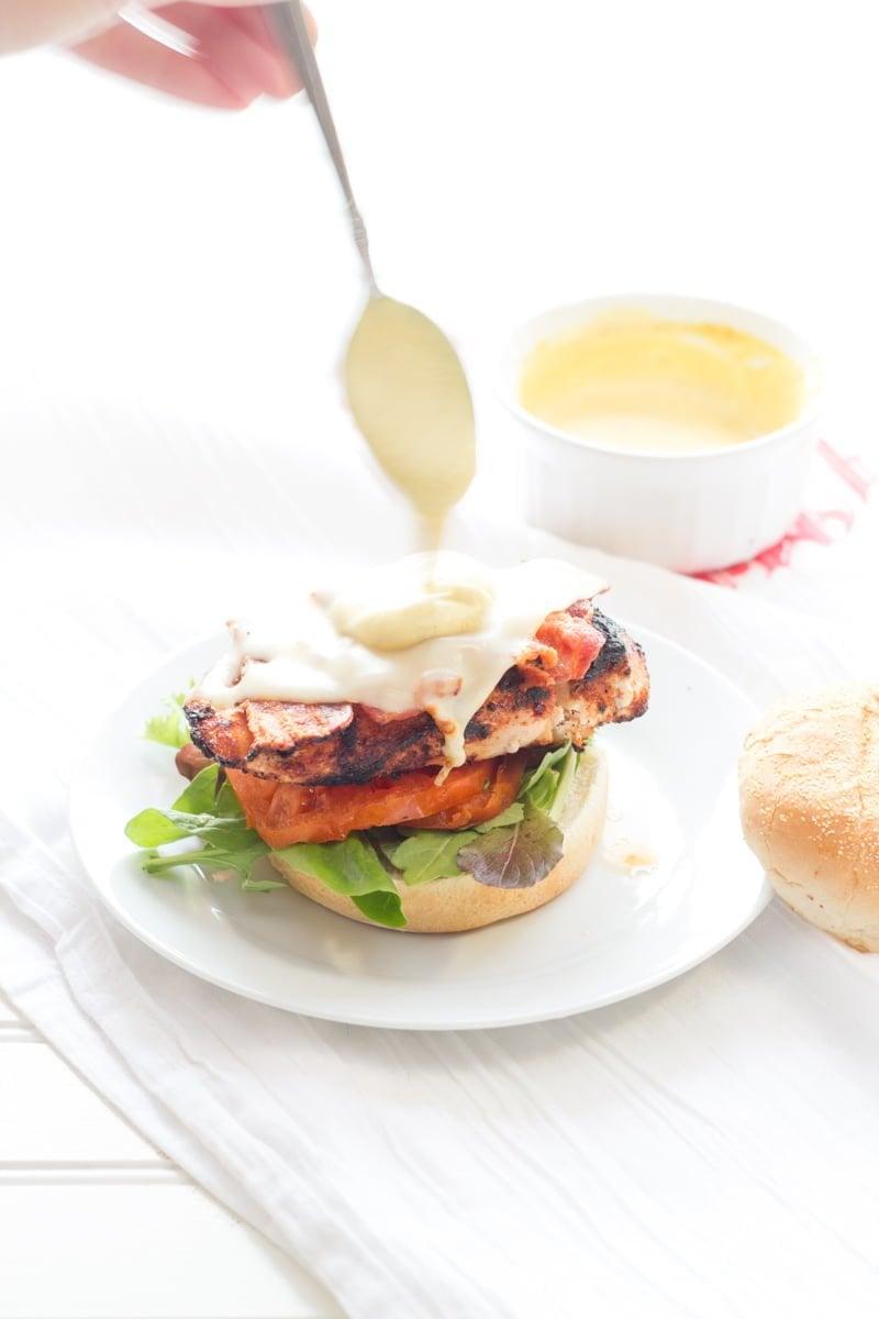 Mesquite Chicken Sandwiches