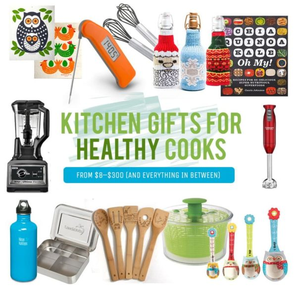 Kitchen Gifts for Healthy Cooks