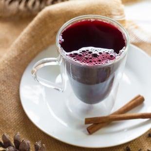 Slow Cooker Cranberry Wassail