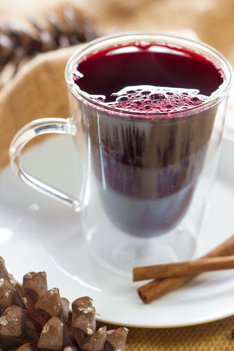 wassail recipe cranberry juice
