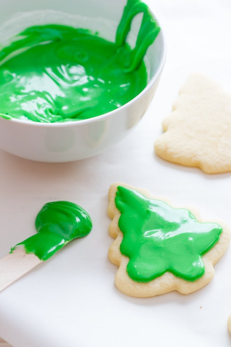 Perfect Frosted Sugar Cookies