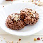 Nutella Crunch Cookies