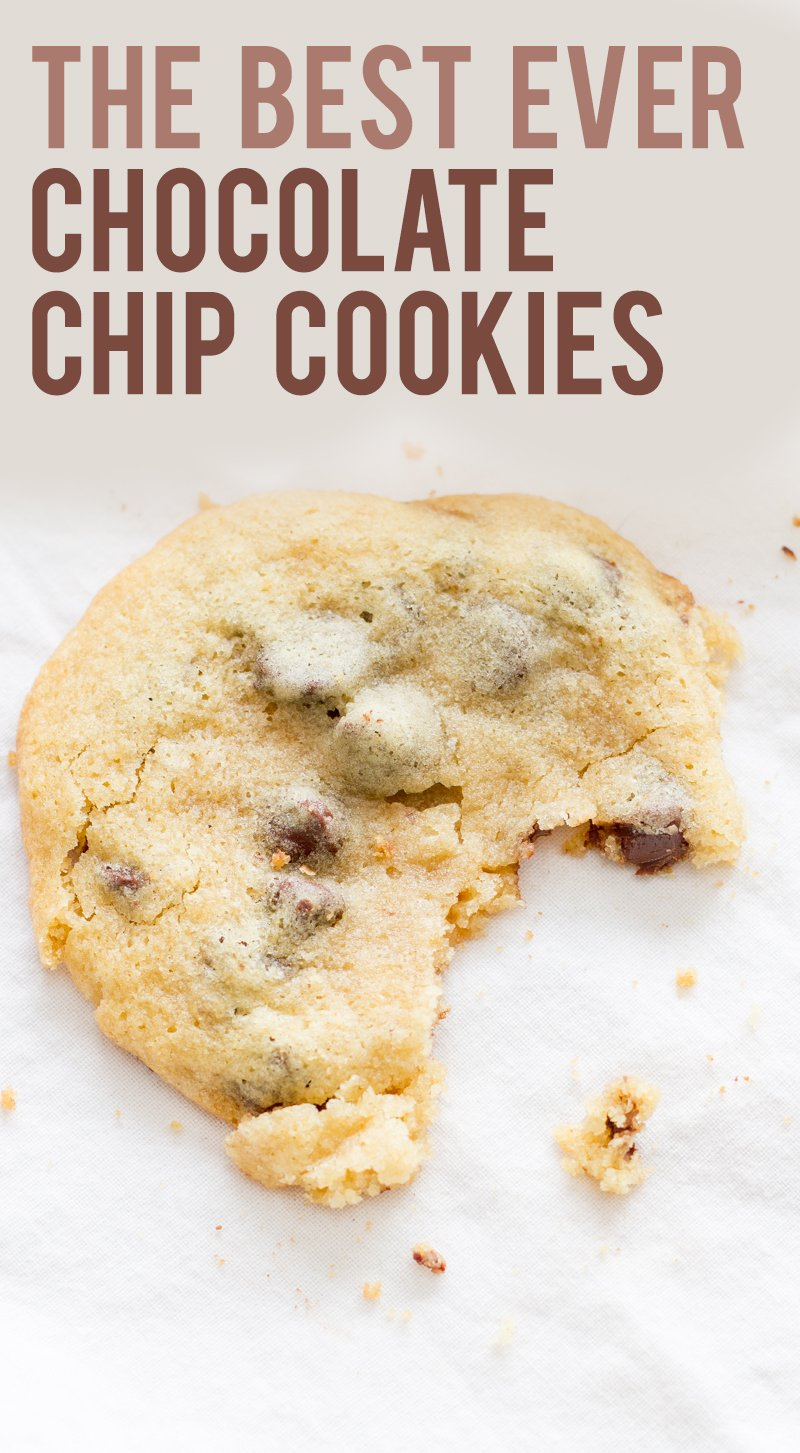 ... ingredient to help make them the best ever chocolate chip cookies