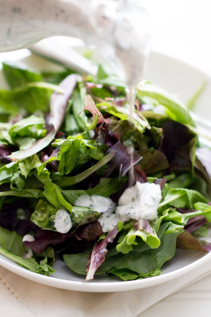 Coconut Milk Ranch Dressing Wholefully
