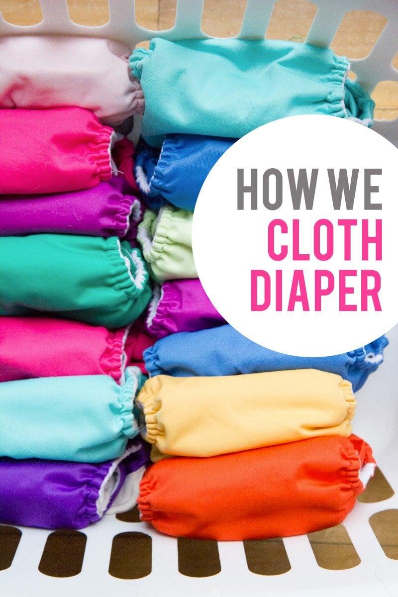 How We Cloth Diaper