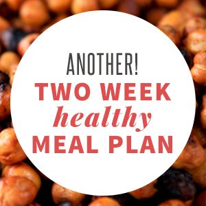 two-week healthy eating meal plan: february 2014