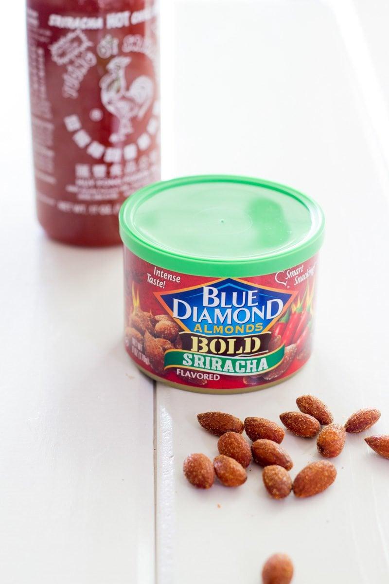 Blue Diamond Sriracha Almonds