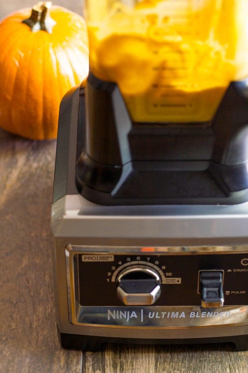 Blender Pumpkin Bisque