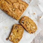 One Bowl Whole Wheat Banana Bread