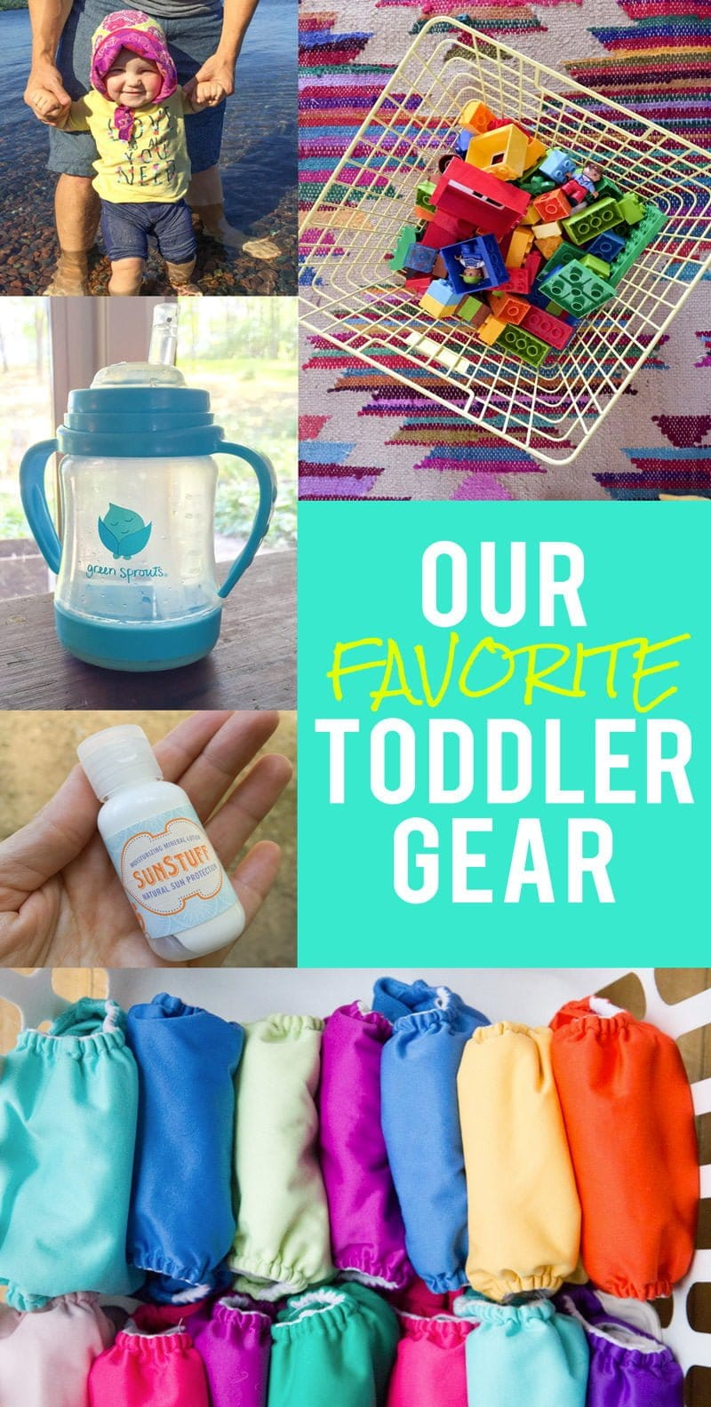 Our Favorite Toddler Gear