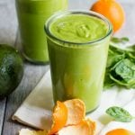 Clementine Avocado Smoothie