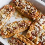 Oven Baked Chili Dogs