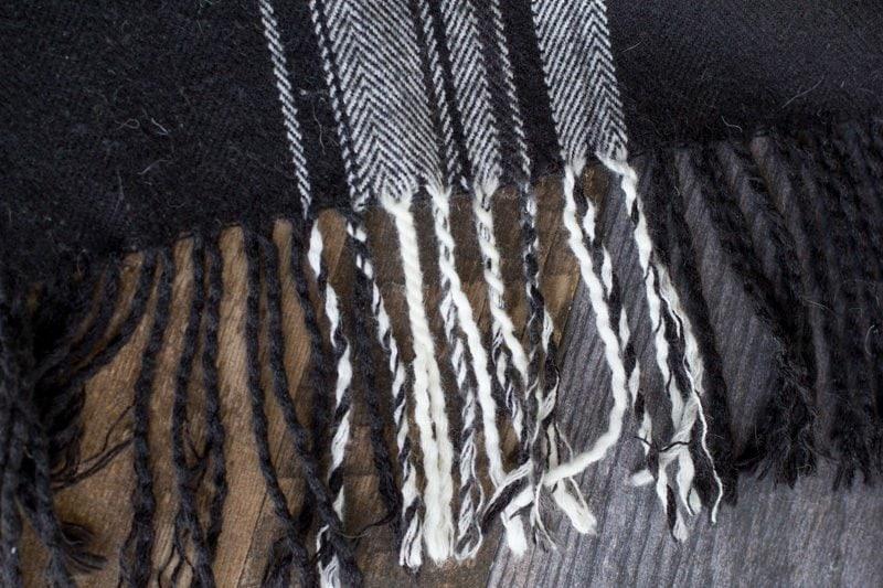 Fringe Flannel