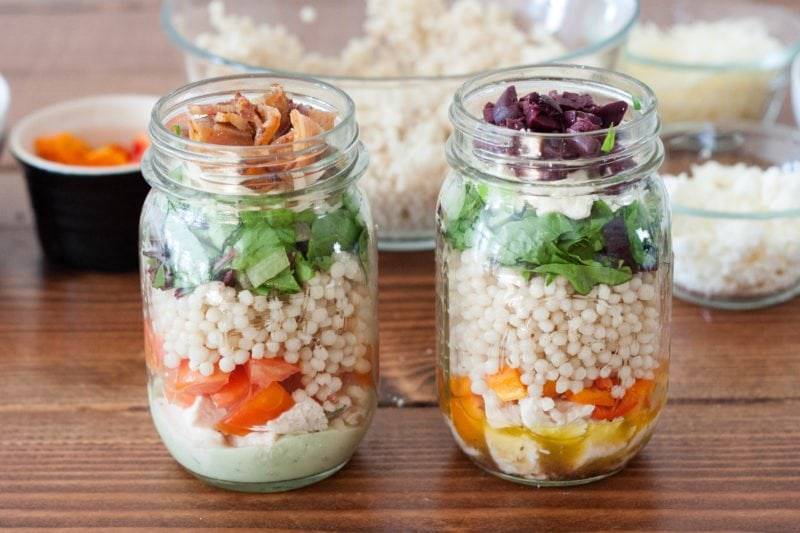 Easy Make Ahead Couscous Salad So Fab Food