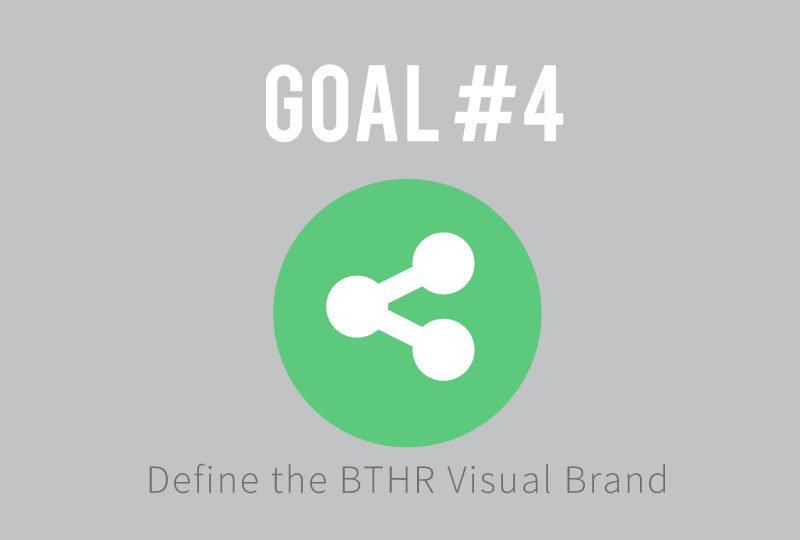 Goal #1: Visual Brand