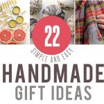 22 Simple and Easy Handmade Gift Ideas + WIN $100!