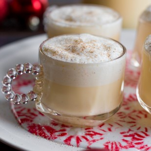 Homemade Eggnog (Spiked or Not)