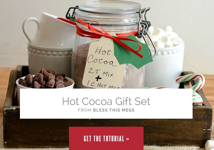 Hot Cocoa Gift Set from Bless This Mess