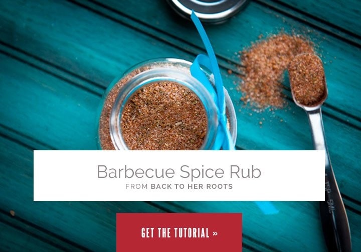 Barbecue Spice Rub from Wholefully