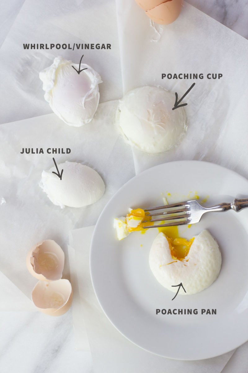 4 Ways to Perfectly Poach an Egg - Wholefully