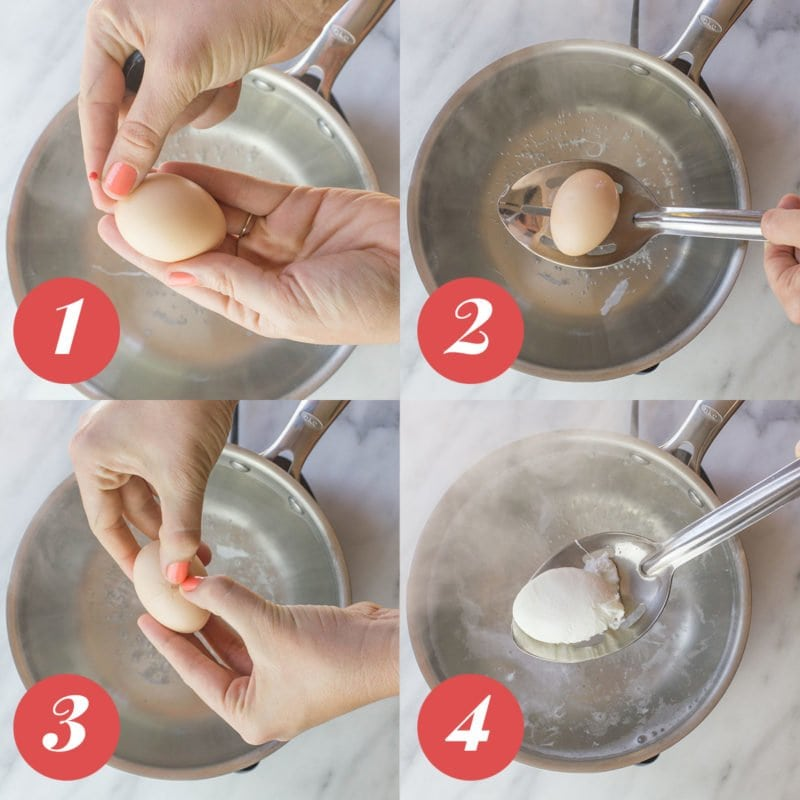 4 Ways to Perfectly Poach an Egg: Julia Child Method