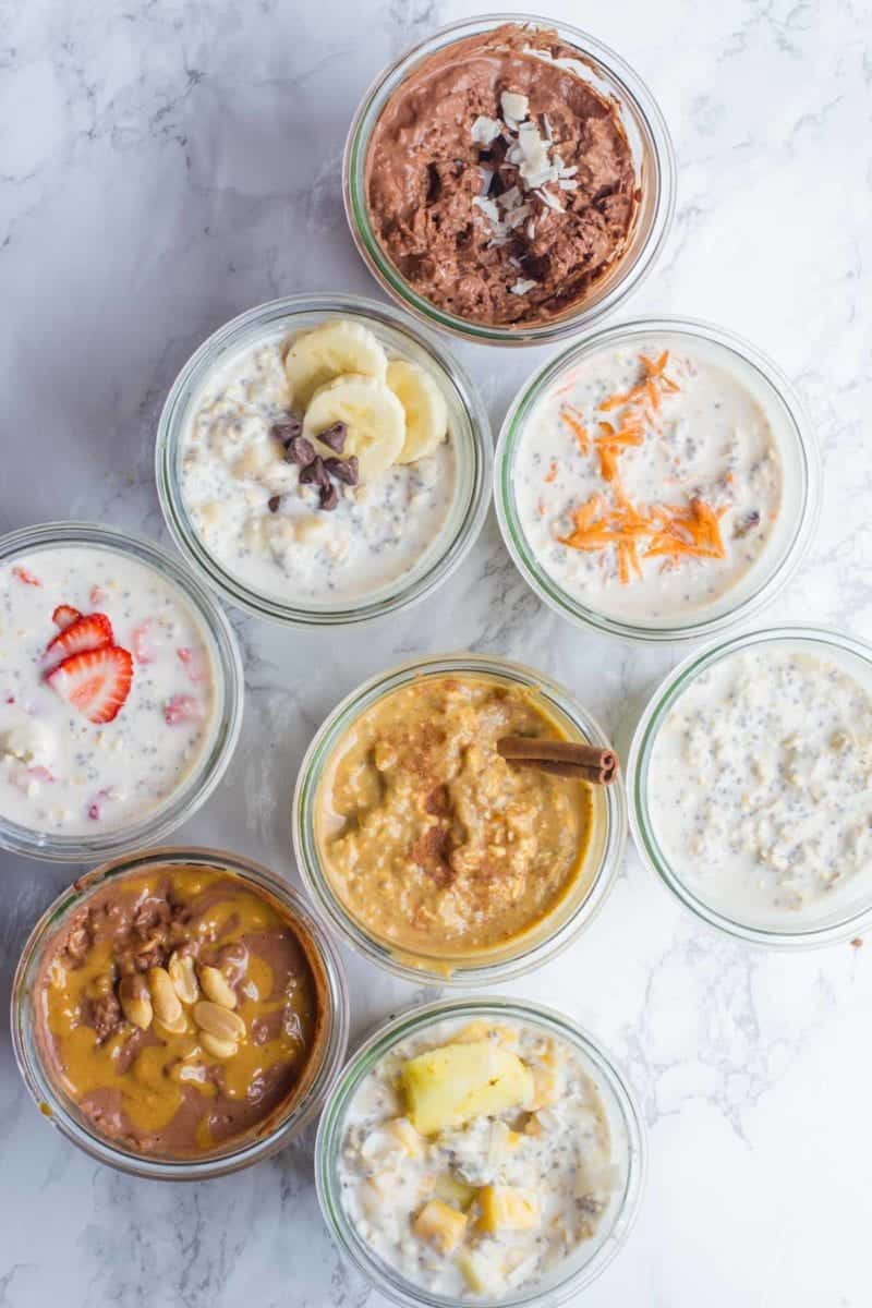 8 classic overnight oats recipes you should try wholefully 8 classic overnight oats recipes you should try forumfinder Images