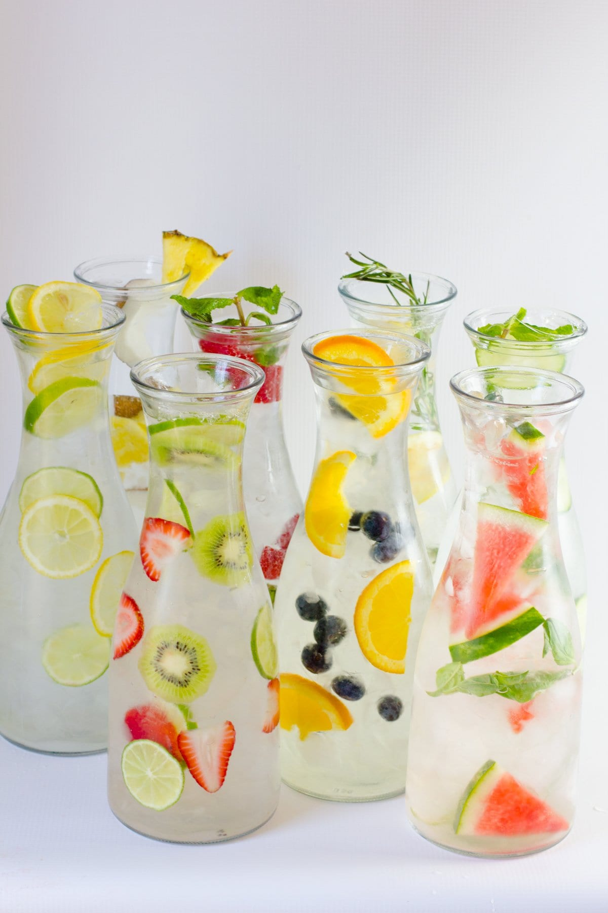 8 Infused Water Combos To Keep You Hydrated Wholefully