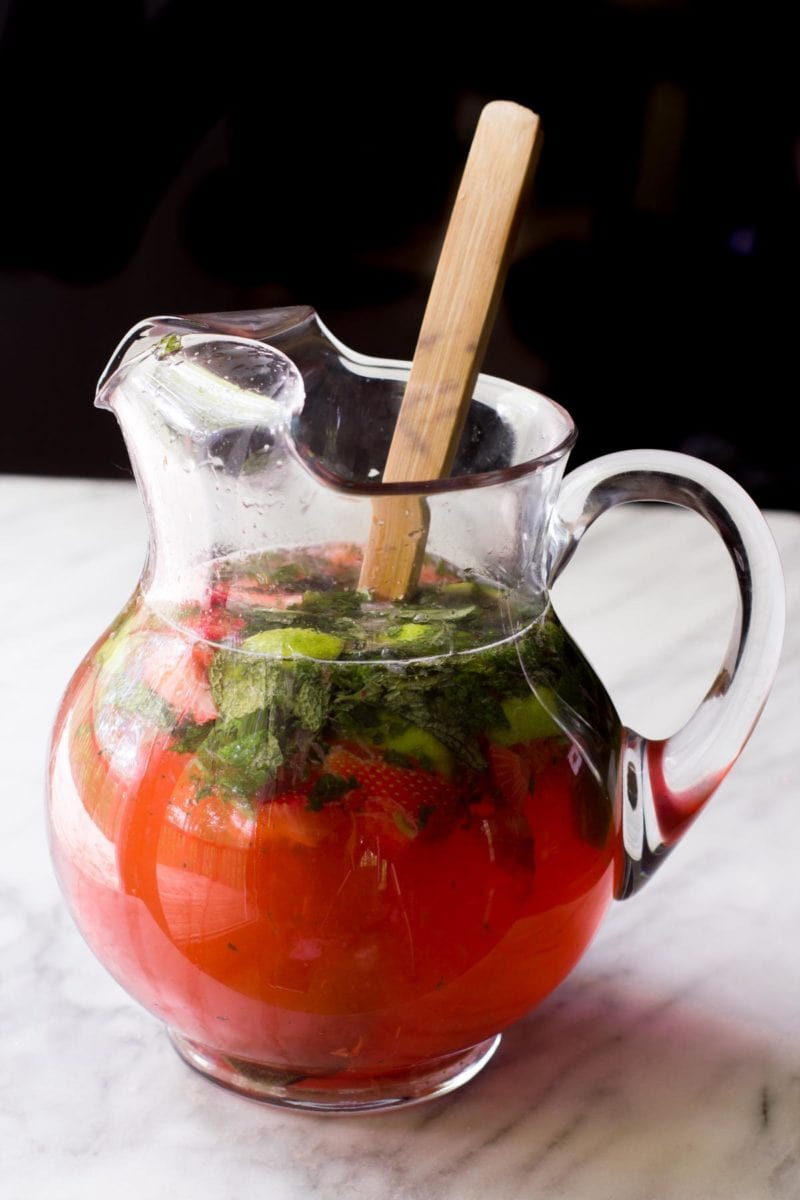 Pitcher strawberry mojitos wholefully pitcher strawberry mojitos forumfinder Gallery