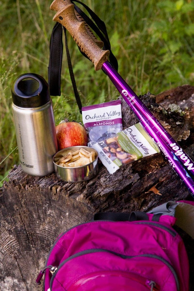 11 Healthy Hiking Snacks to Take on the Trail