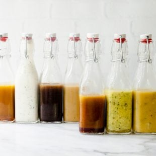 8 Healthy Salad Dressing Recipes You Should Make at Home