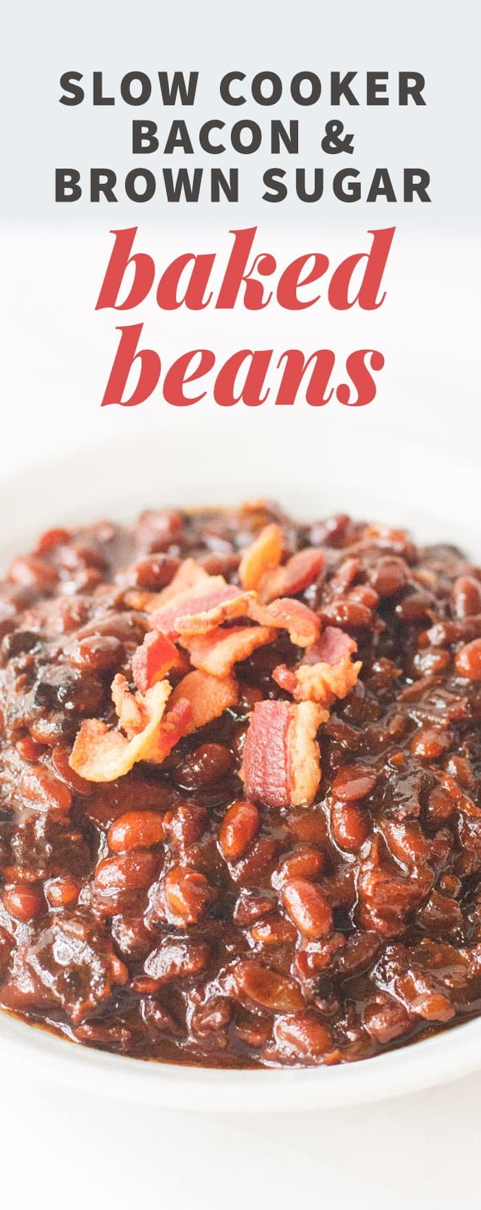 Slow Cooker Baked Beans Recipe — Dishmaps